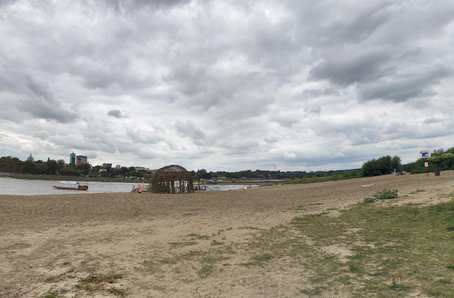 Plaża Rusałka